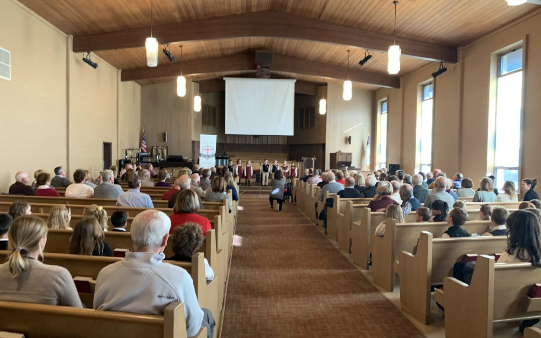 Chapel: Jesus Is the True and Final Priest of a Better Covenant
